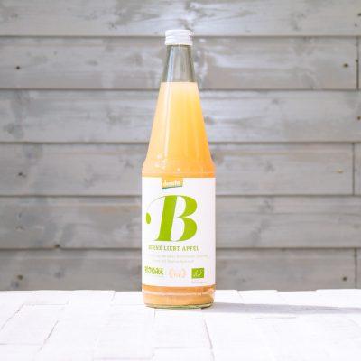 Biomax Flasche Birne liebt Apfel