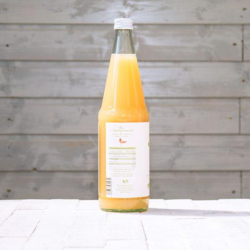 Biomax Flasche Zutaten